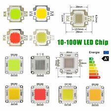 LED chip 3W 5W 10W 20W 30W 50W 100W COB bead bulb 12V 36V DC rgb smd flood light