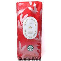 1lb Starbucks Coffee Christmas Blend 2020 Dark Roast Whole Beans Best By 3/29/21