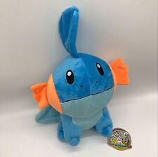 "Pokemon Mudkip Plush Soft Toy Stuffed Animal Doll Teddy Figure 15"" BIG"