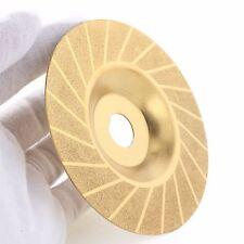 "4"" 100mm Titanium Diamond Saw Blade Cutting Wheel Grinding Disc"