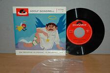 """7"""" Der Münchner im Himmel / In der Elektrischen Adolf Gondrell TOP! Vinyl Single"""
