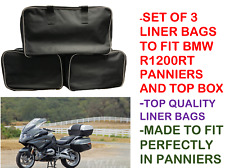 PANNIER LINERS BAGS & TOP BOX BAG FOR BMW R 1200 RT K1200GT K1300GT EXPANDABLE