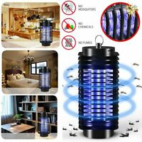 110V/220V Electric Mosquito Fly Bug Insect Zapper Killer With Trap Lamp Light