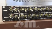 Drawmer 1961 2 Channel 4 Volume Tube EQ