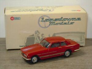 1973 Bristol 411 Series III - Lansdowne Models LDM85 England 1:43 in Box *49718