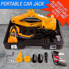 12v 12 volt Impact Wrench & Electric Jack Kit for Cars also for SUV's & Vans