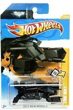 2012 Hot Wheels #27 New Models The Bat from The Dark Knight Rises