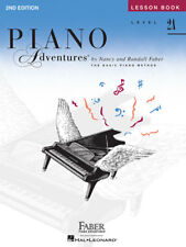 Faber Piano Adventures Level 2A Lesson Book 2nd Edition 420174