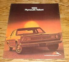 Original 1969 Plymouth Valiant Sales Brochure 69