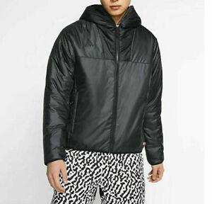 Nike ACG Primal Loft Synthetic Fill Mens Jacket Black Size M Sportswear Hoodie