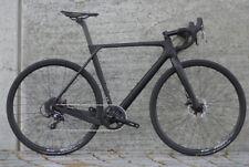 2018 Real Gravel Cyclocross Bike Carbon Frame UD Matt Thru Axle 700*40C 3T Frame