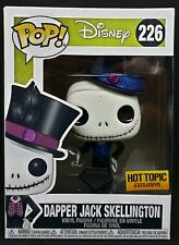 Funko Pop! Disney #226 The Nightmare Before Christmas - Dapper Jack Skellington