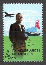 Dutch Antilles - 1971 60th birthday prince Bernhard Mi. 234 MNH