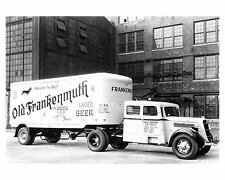 1936 Studebaker Old Frankenmuth Beer Truck Photo u1209-KIRCJU
