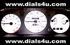 HONDA Civic EG modelli (1992-1995) - i VTEC / VTi / LSI - 140mph QUADRANTE BIANCO KIT