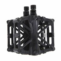 """Bicycle BMX Mountain Bike Pedal 9/16"""" Thread Parts Super Strong Ultra-Light Plat"""