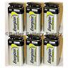 6 Energizer Industrial 9 Volt (9V) Alkaline Batteries (EN22, 6LF22, 6AM6)