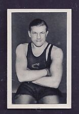 1935 United Tobacco Company #6 Tommy Farr World - Famous Boxers VG-EX Plus