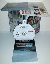 PRO EVOLUTION SOCCER 2008 PES - Playstation 2 Ps2 Play Station Gioco Game Sony