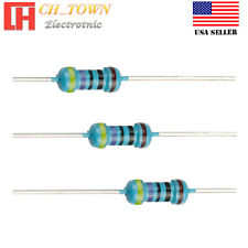 100pcs 470 ohm resistor Metal Film Resistors 1% Tolerance