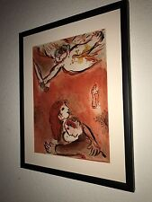"Marc Chagall: ""Drawings for the Bible""- Original Lithograph"