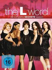 DVD THE L WORD - Season 6 (TV-Serie, 3 DVDs) Jennifer Beals, Mia Kirshner ++NEU