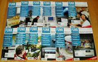 12x Funkamateur 2011 komplett Zeitschrift Jahrgang Sammlung Funk Technik Elektro