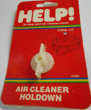 """Dorman Help 41081 Universal 1/4"""" or 6mm Air Cleaner Hold Down Wing Nut"""