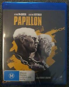 Papillary Blu-ray Brand New Sealed
