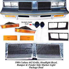 s l225 grilles for oldsmobile cutlass salon ebay  at edmiracle.co