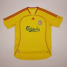 Liverpool 2006 2007 Away Football Soccer Shirt Jersey Adidas Camiseta Kit Maglia