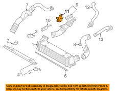 BMW OEM 07-10 335i-MAP Manifold Absolute Pressure Sensor 13627585493