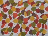 """95 fall autumn leaves   1 1/2""""  die cuts"""