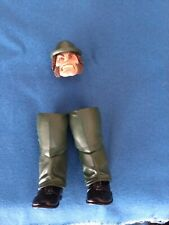 Marvel Legends Mr. Hyde BAF head and legs set