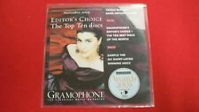 Gramophone - Editor's Choice - Novenber 2003 (CD, 2003) In Sleeve