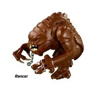 Lego Star Wars Minifigure compatibile Rancor New