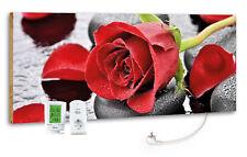 "Marmony M800 Plus 800 Watt Infrarotheizung ""Red Rose"" inkl. MTC-40 Thermostat"