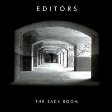 EDITORS The Back Room - CD