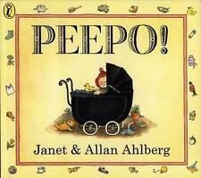 Peepo! by Janet Ahlberg, Allan Ahlberg (Board book, 1997)