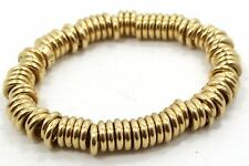 Stunning London Links 18K Yellow Gold Sweetie Bracelet A1571
