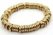 Stunning London Links 18K Yellow Gold Sweetie Bracelet A1571