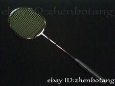 Hot VOLTRIC 80 Carbon badminton racket VT 80 Badminton Racket