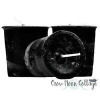 BLACK CAT VOTIVE CANDLE Crystal Journey Candles Wicca Witch Spell Candles