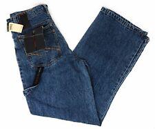 d32506f2 FUBU Collection Womens Sz 16 Carpenter Jeans Denim Measurements 28x25