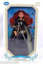 "New Disney Limited Edition 18"" Merida Doll 1 of 7000"