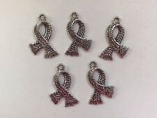 Scarf / scarves charms - set of 5
