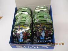 Mega Bloks Halo 96978 Minifiguren Serie 4 24 Stück im Display Neu New