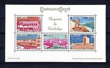 Kambodscha Block 22 ** Ausländische Entwicklungshilfe