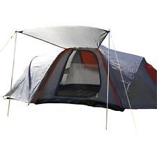Camping Zelt Familienzelt 6 Personen Automatikzelt Schnellaufbau