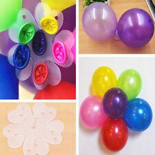 New 10Pcs Balloon Seal Clip Multi Sticks for Wedding Birthday Party Supplies
